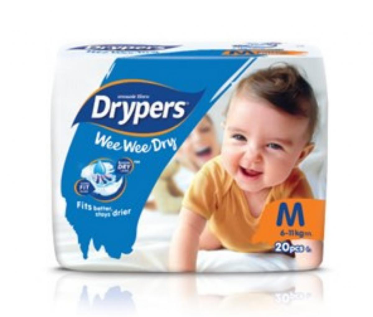 Dryper Regular Dry (M)