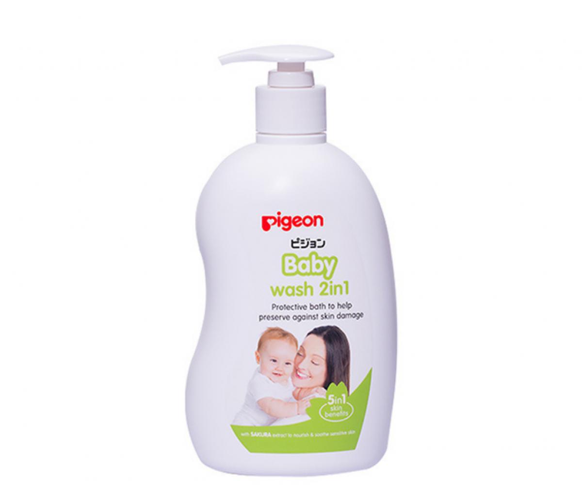 Baby Wash 2in1 Sakura 200ml  [26594]