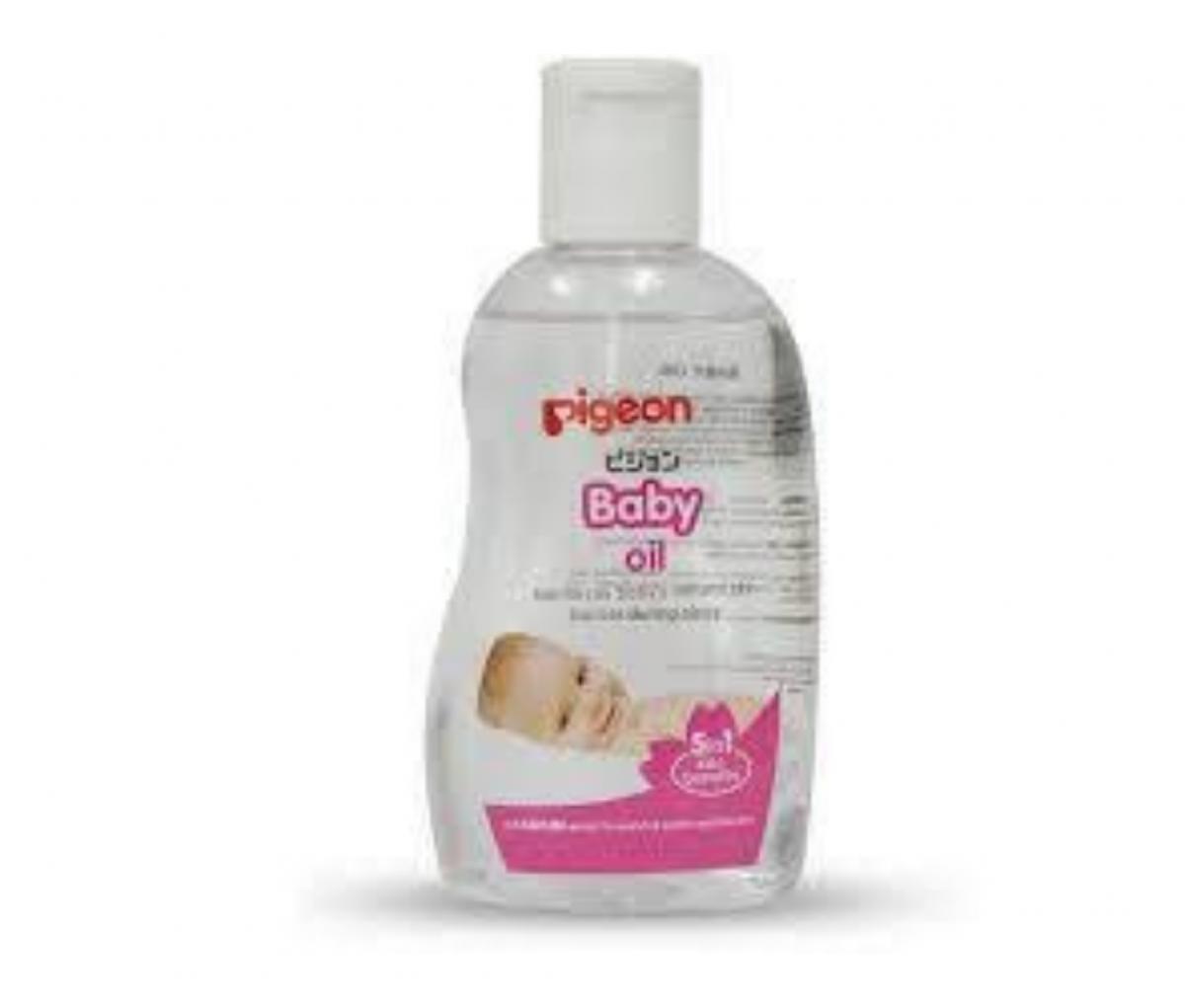 Baby Oil SAKURA 200ml  [26597]