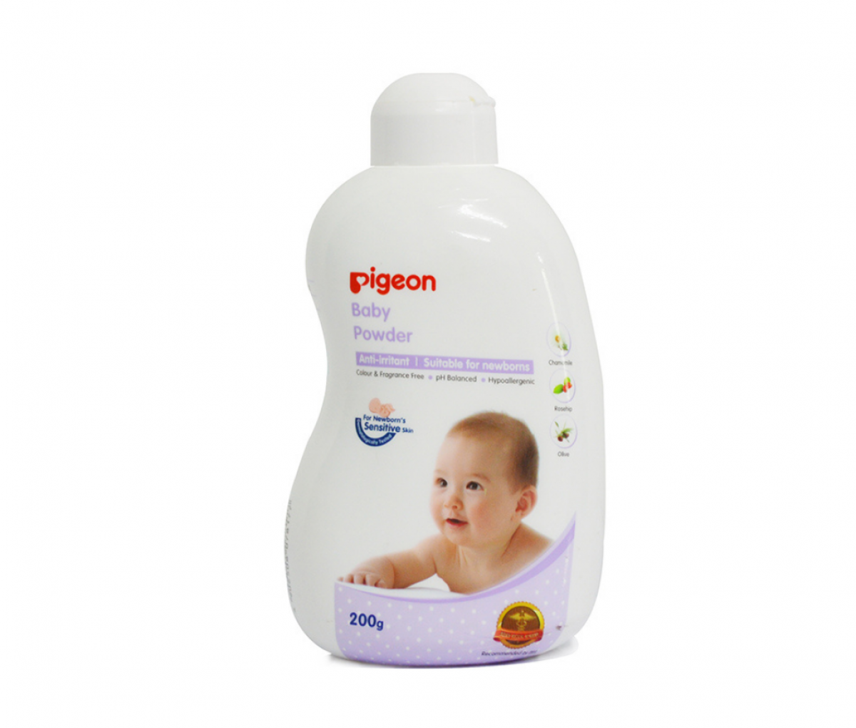 Pigeon Baby Powder With Fragrance 200g  [07821]
