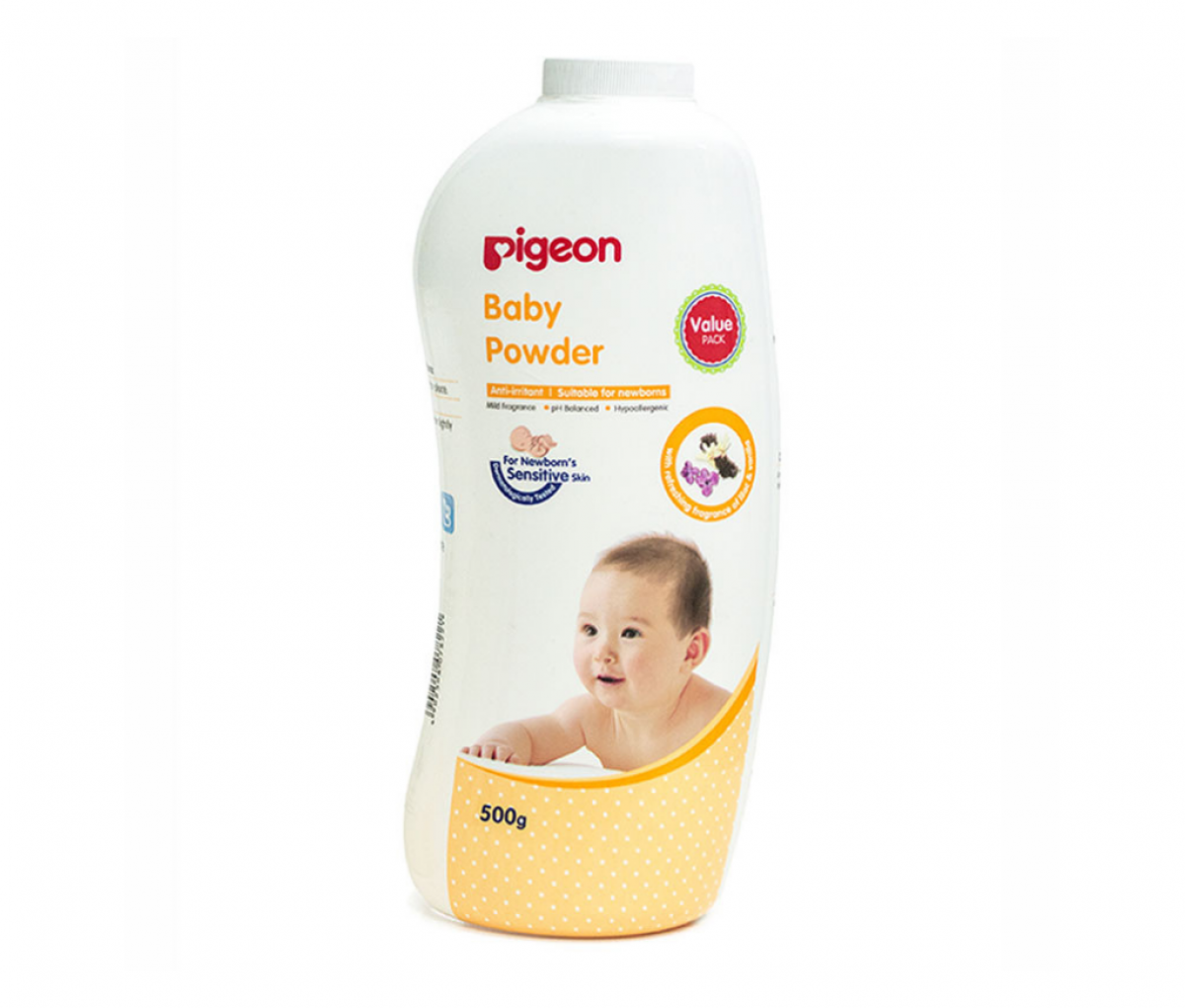 Pigeon Baby Powder With Fragrance 100g  [07820]
