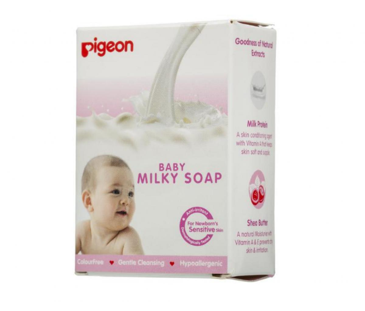 Baby Milky Soap 75g  [26724]