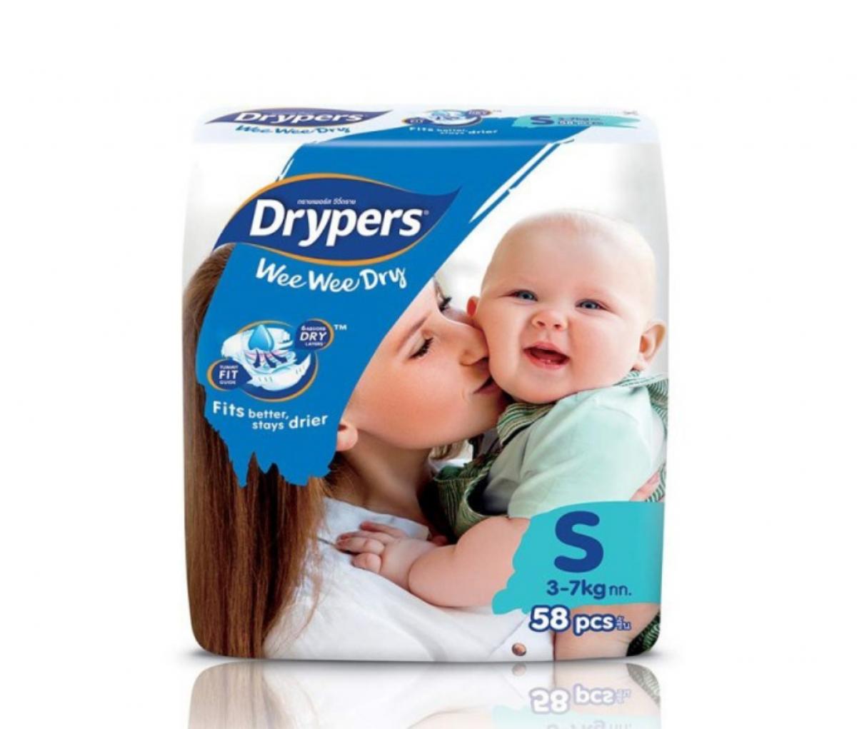 Dryper WeeWee dry Jumbo (S)