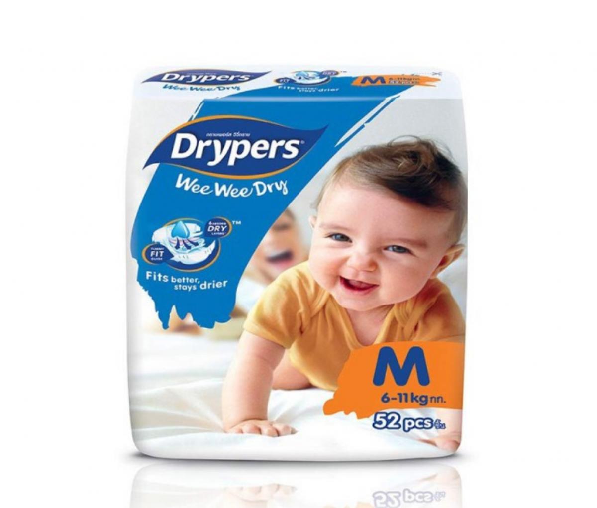 Dryper WeeWee dry Jumbo (M)