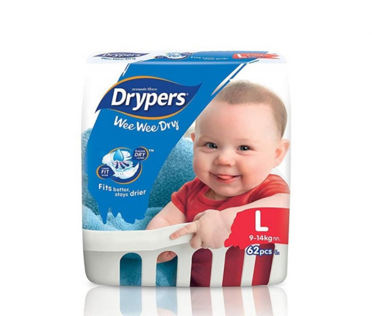 Dryper WeeWee dry Jumbo (L)