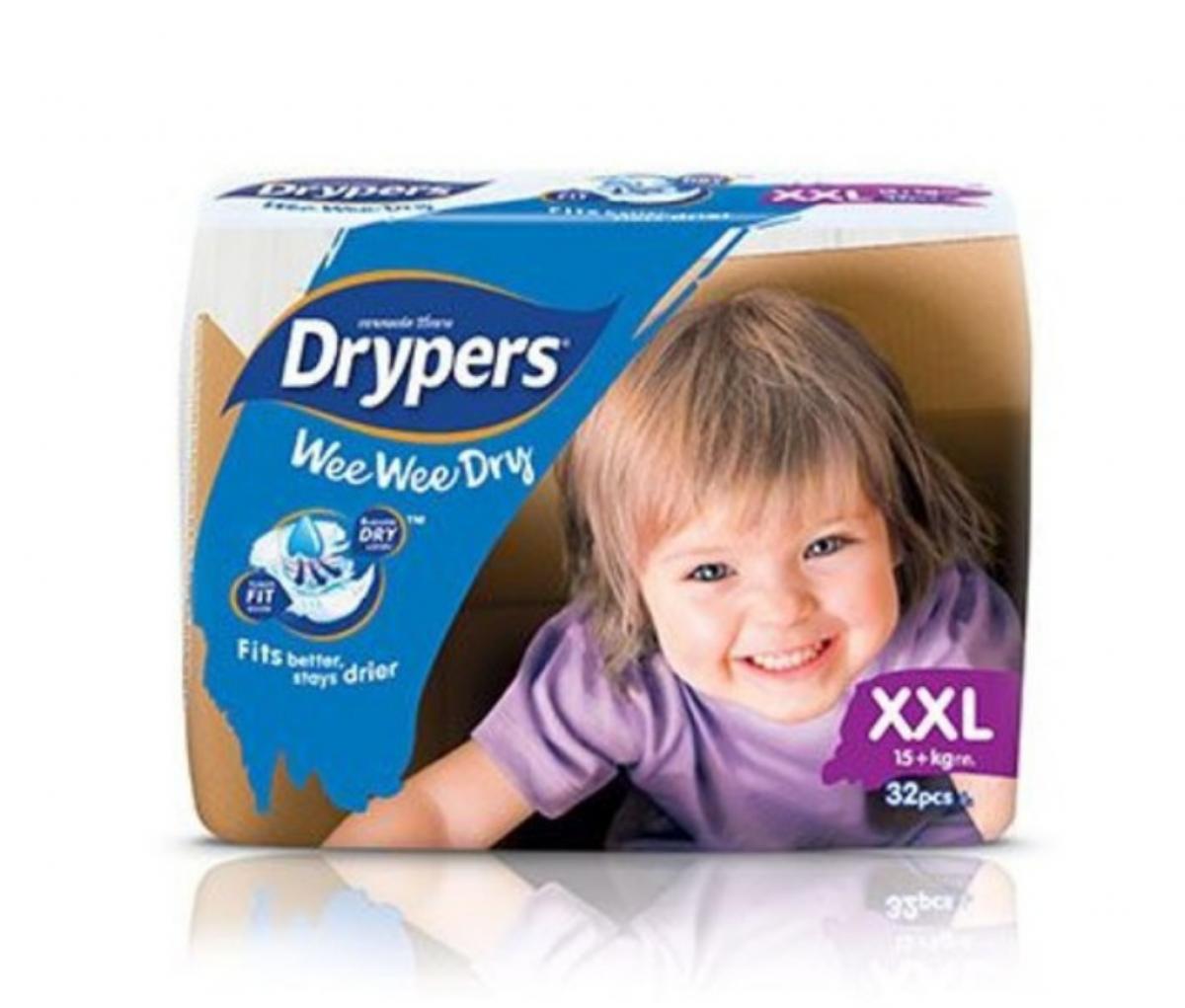 Dryper WeeWee dry Jumbo (XXL)