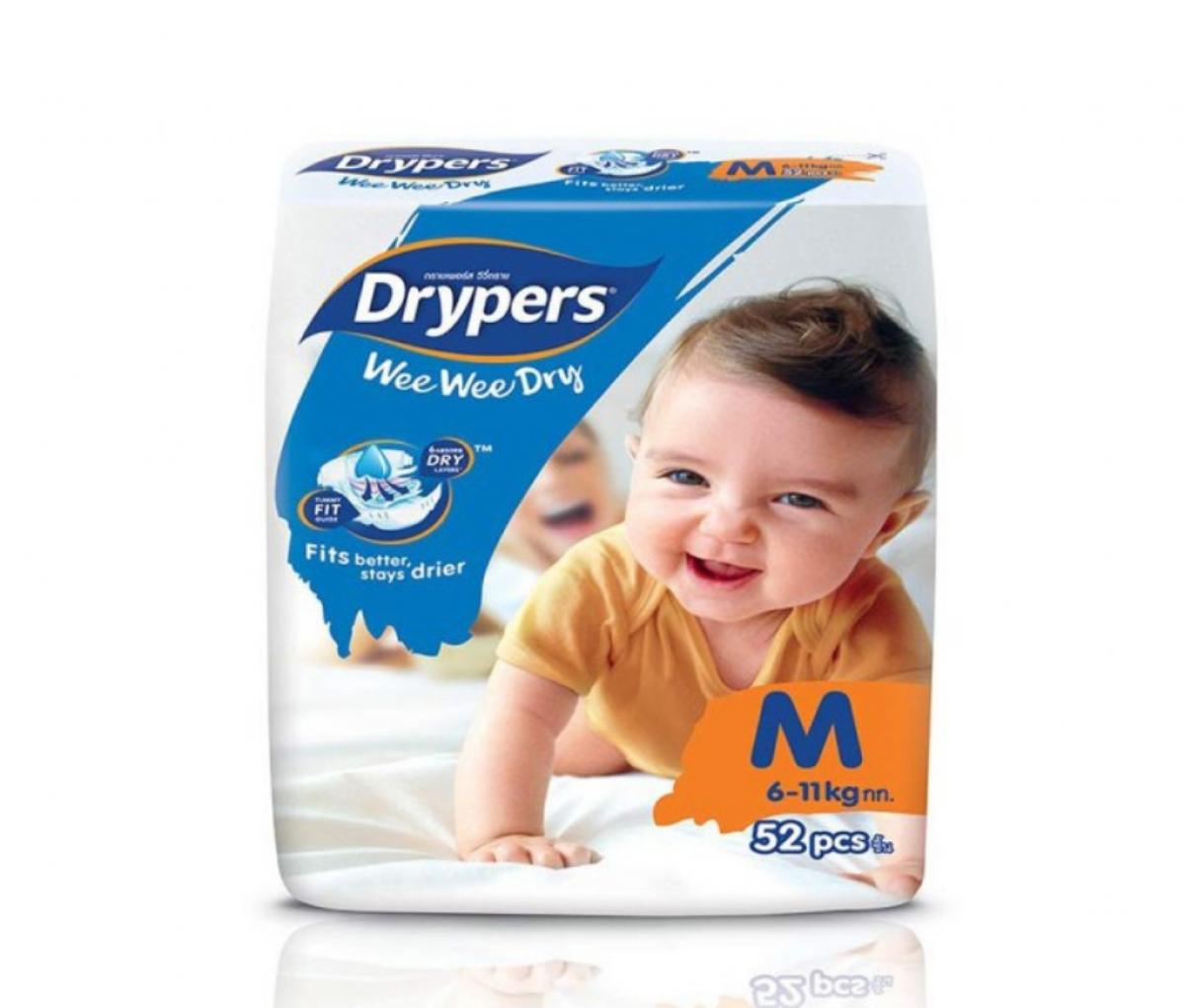 Dryper WeeWee dry (M)