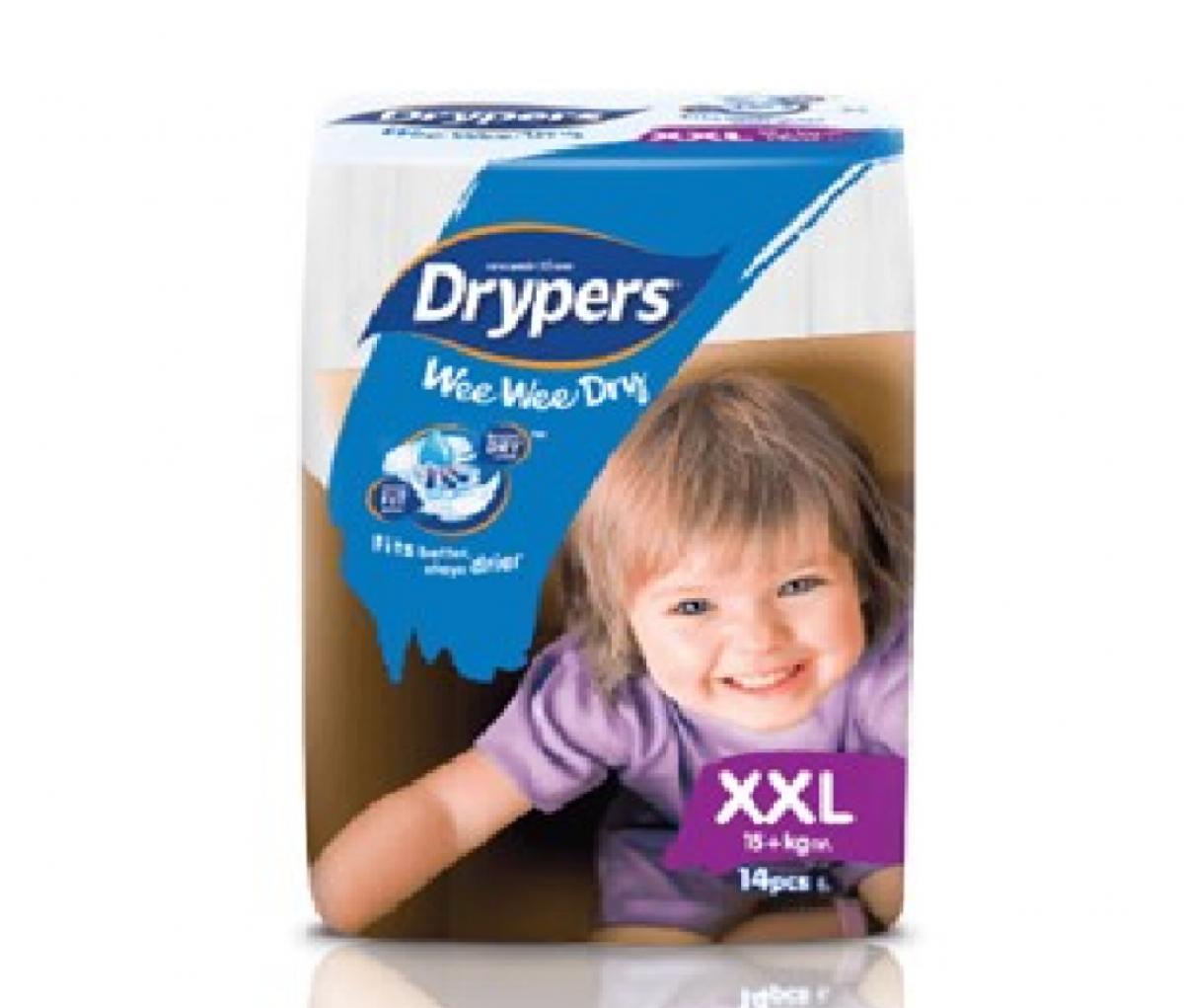 Dryper WeeWee dry (XXL)