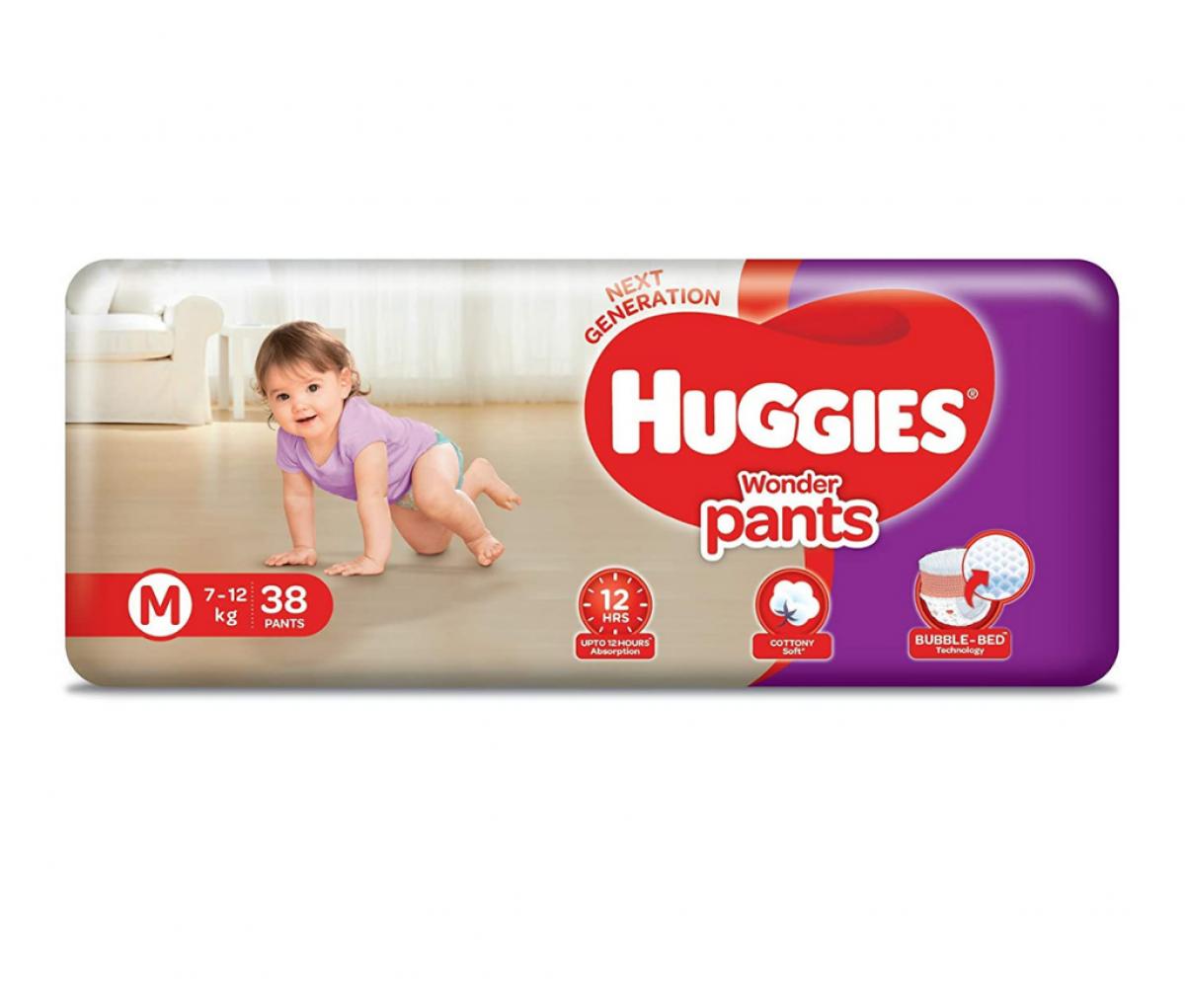 Huggies Wonder Pants Medium 38's