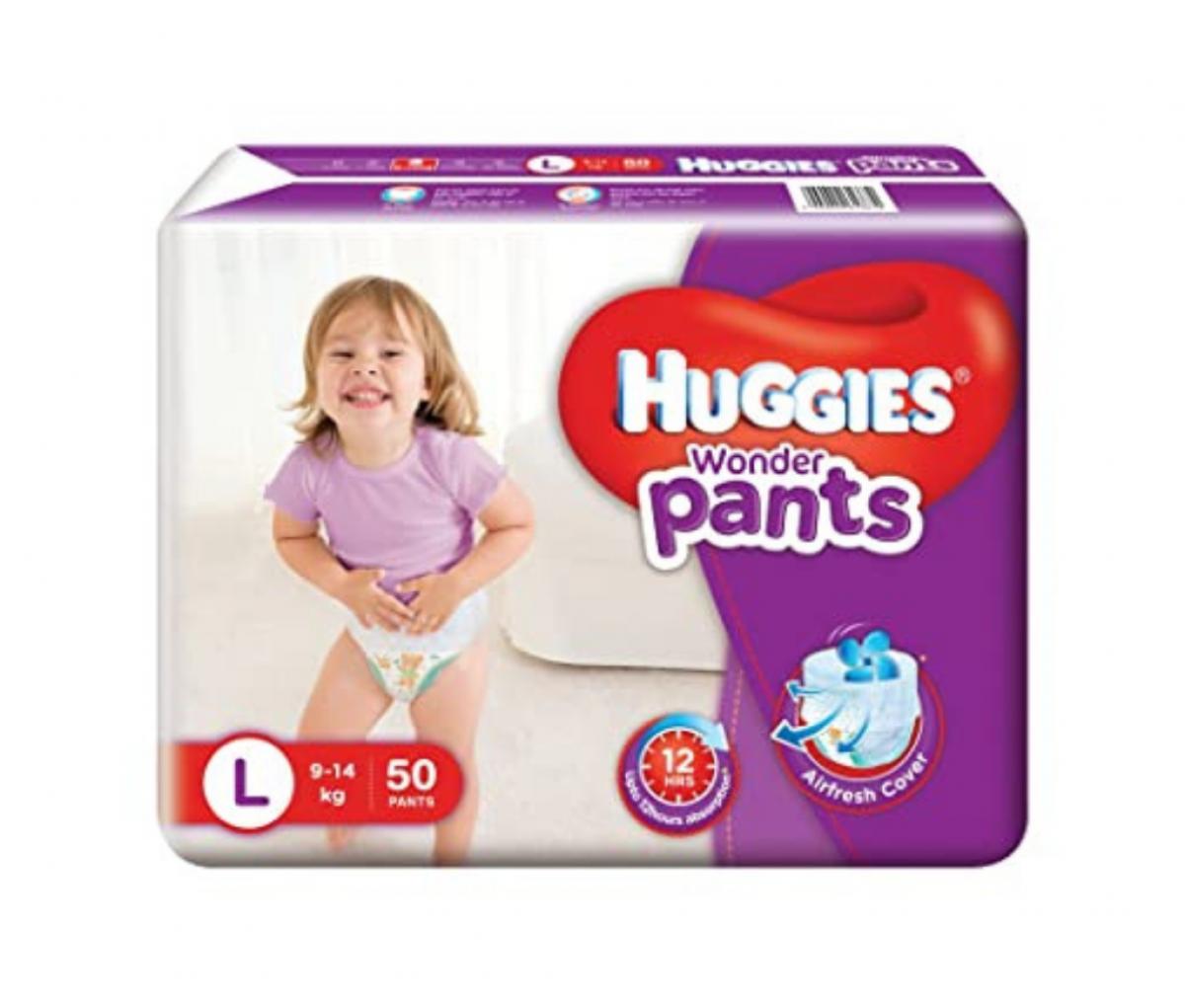 Huggies Wonder Pants Large 48s/46's