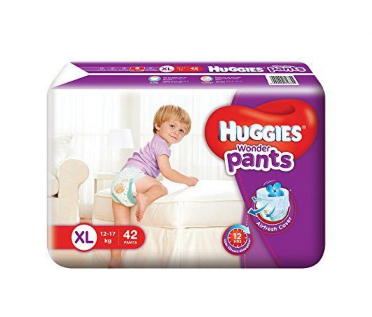 Huggies Wonder Pants X Large 42's