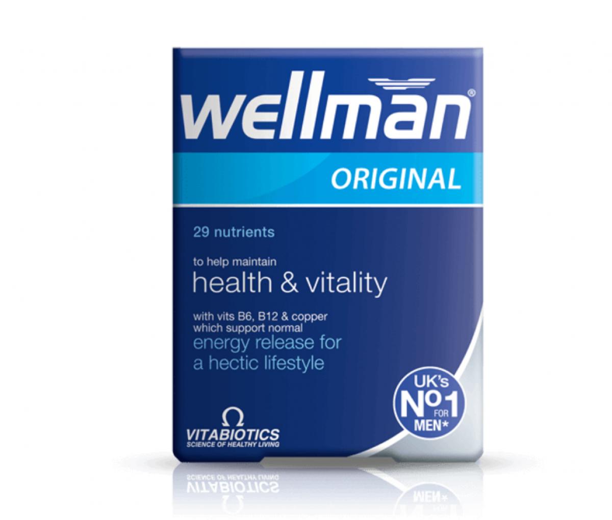 Wellman Original Capsule
