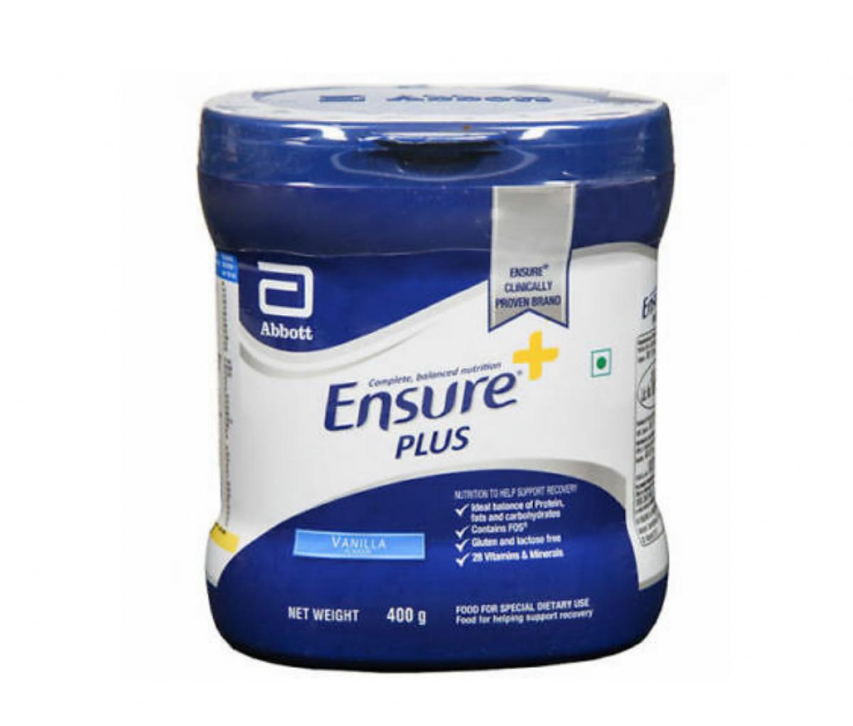 Ensure Plus 1000g Vanilla - Jar