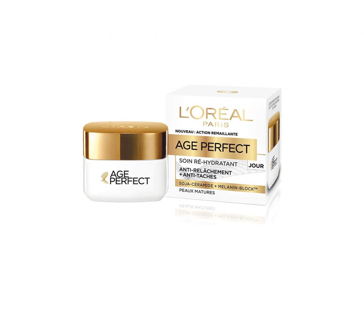 L'Oreal  Dermo Ex Age Perfect Hidrate