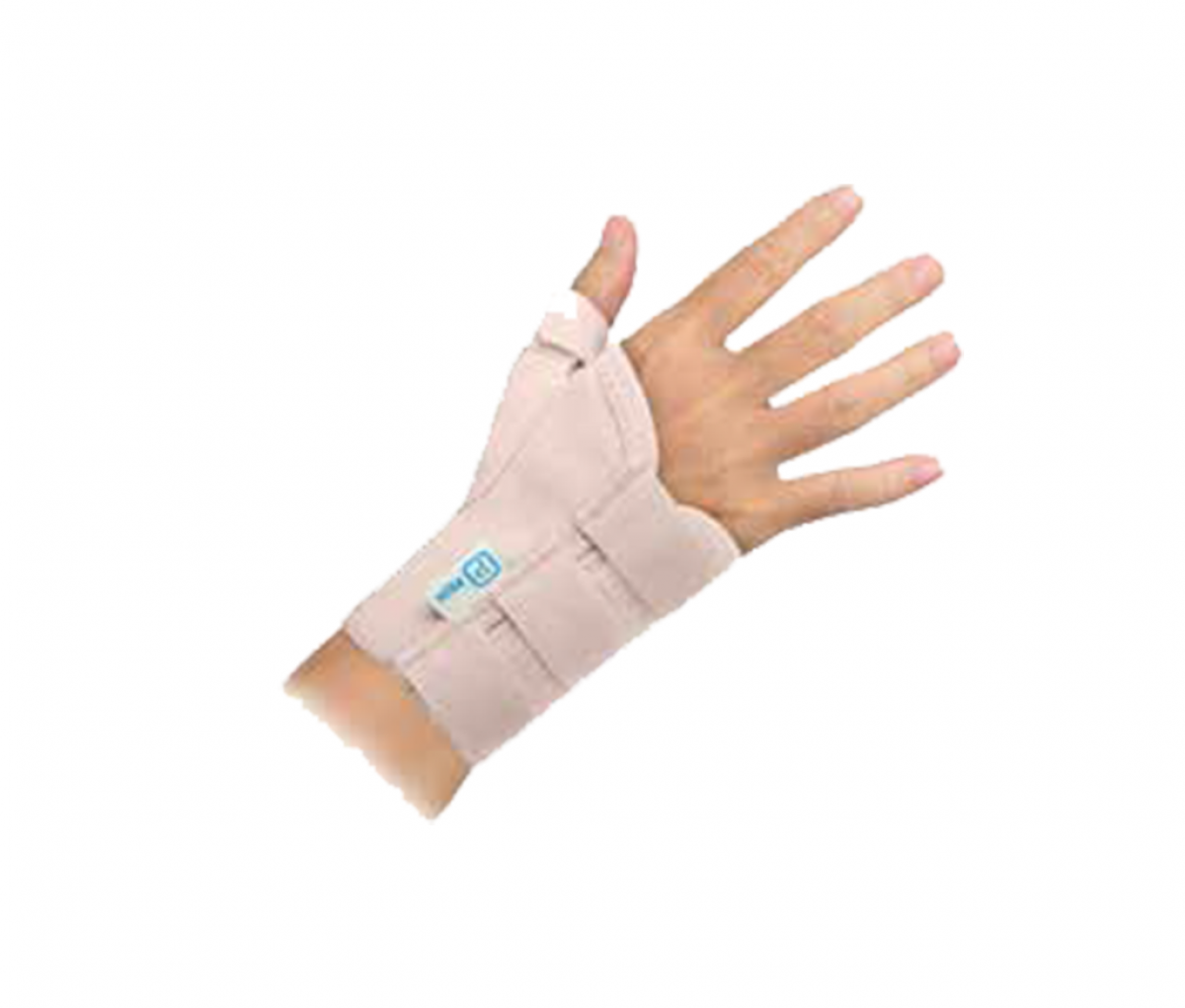 SHORT WRIST SUPPORT WITH THUMB (13CM) - SL C700