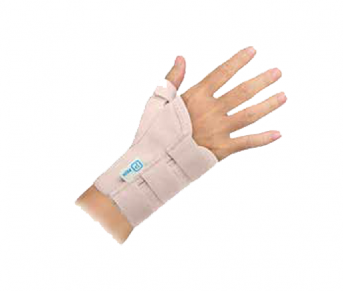 SHORT WRIST SUPPORT WITH THUMB (13CM) ML C700