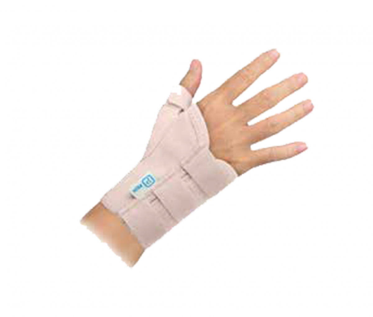 SHORT WRIST SUPPORT WITH THUMB (13CM) - MR C700