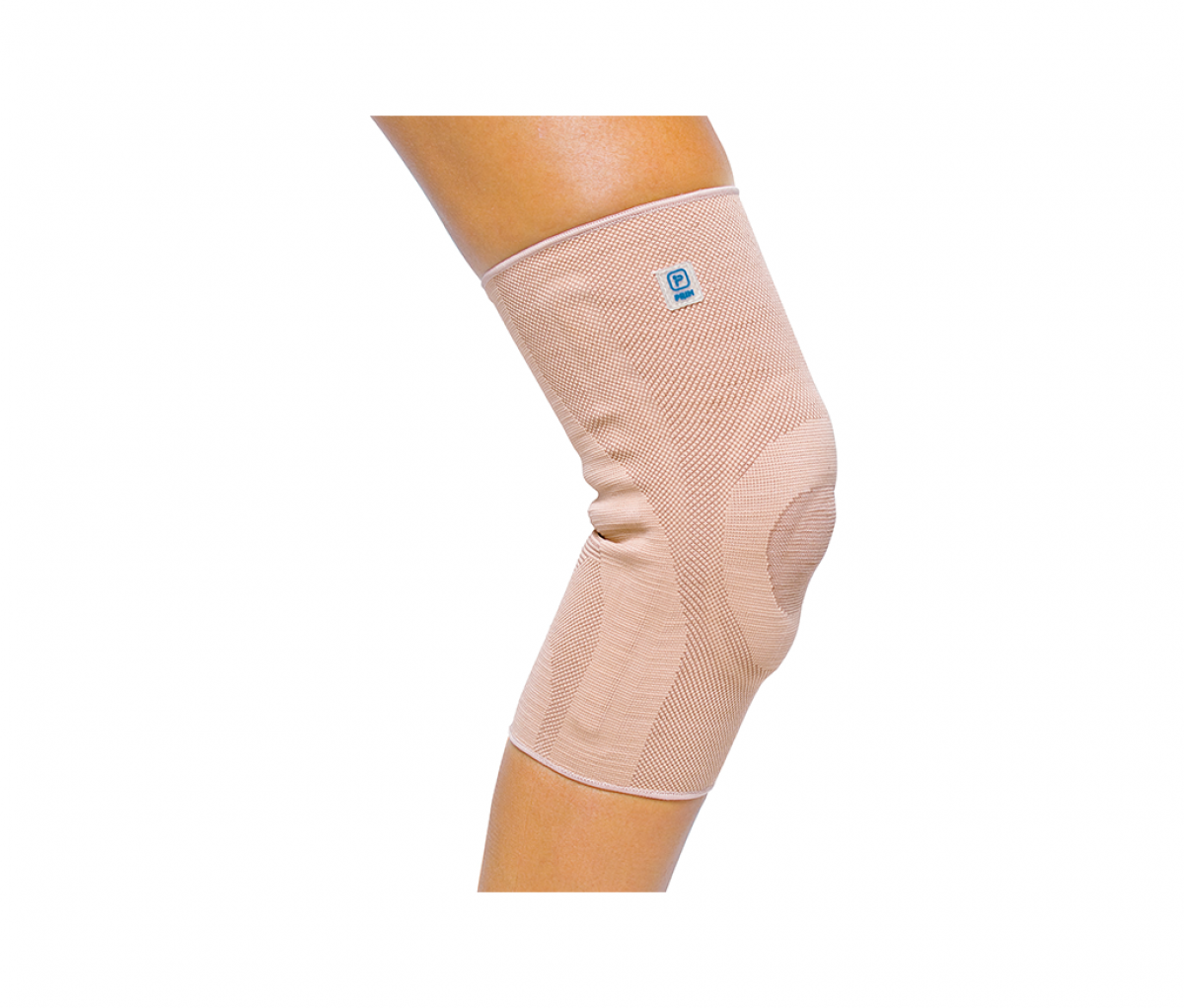 AQTIVO KNEE BRACE WITH SILICONE INSERT AND STAYS - S P701BG