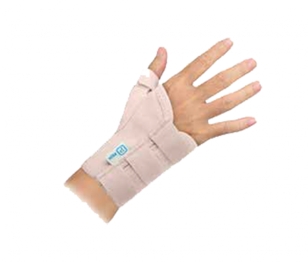 SHORT WRIST SUPPORT WITH THUMB (13CM) - XLR C700