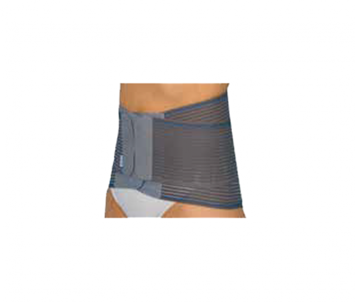 ACTION SEMIRIGID BACK SUPPORT WITH TENSOR - XS 981G