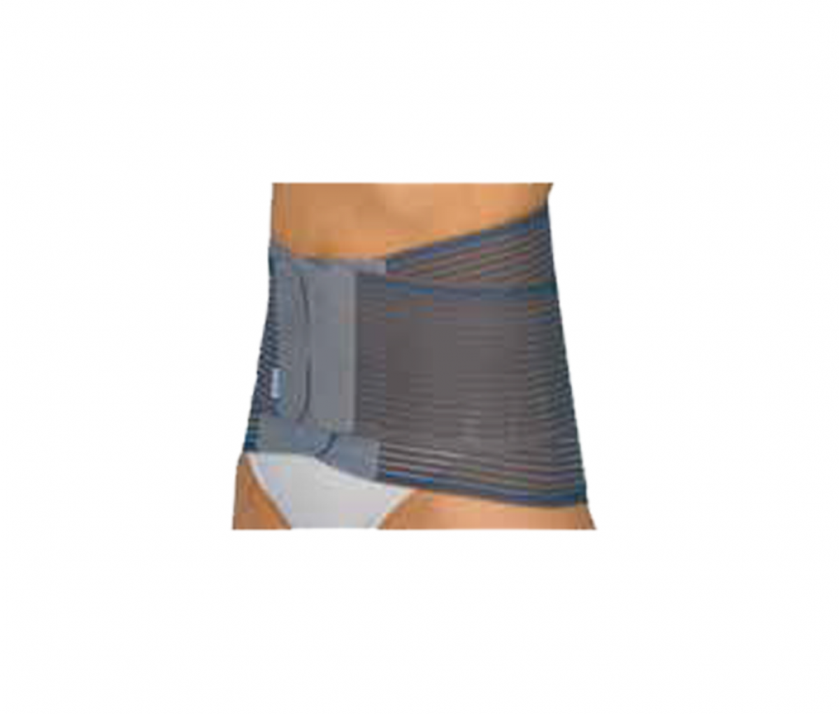 ACTION SEMIRIGID BACK SUPPORT WITH TENSOR - S 981G