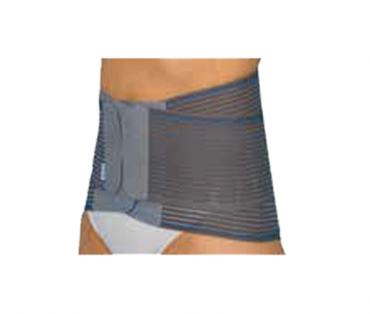ACTION SEMIRIGID BACK SUPPORT WITH TENSOR - XXL 981G
