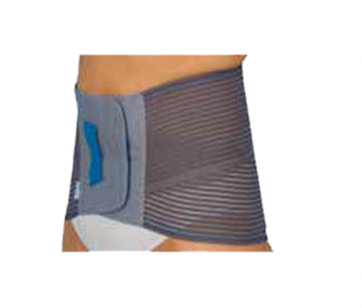 ACTION SEMIRIGID BACK SUPPORT - XS 980G