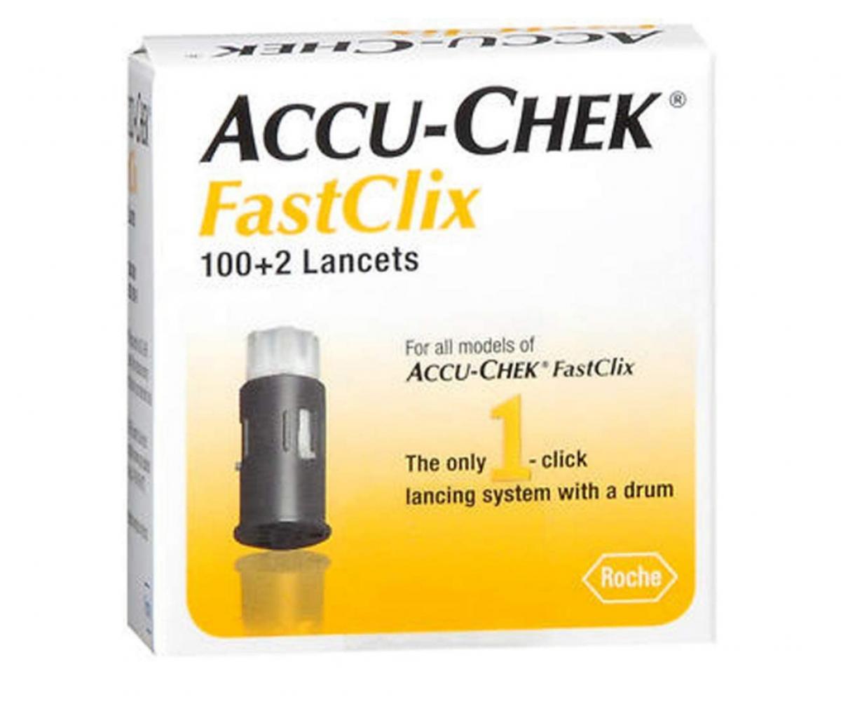Accu Check Lancets