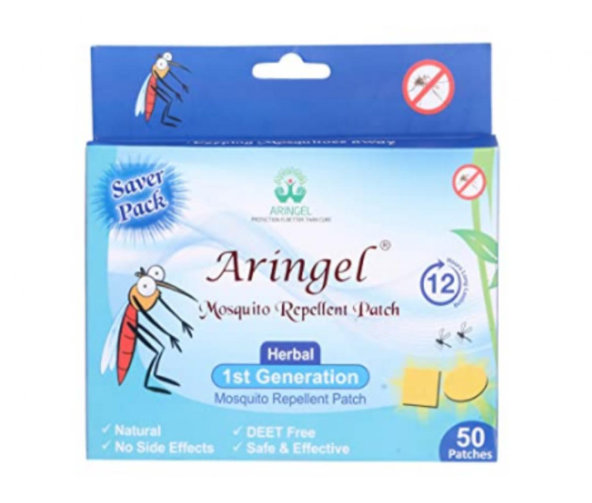 ARINGEL Mosquito Repellent 1st 50's