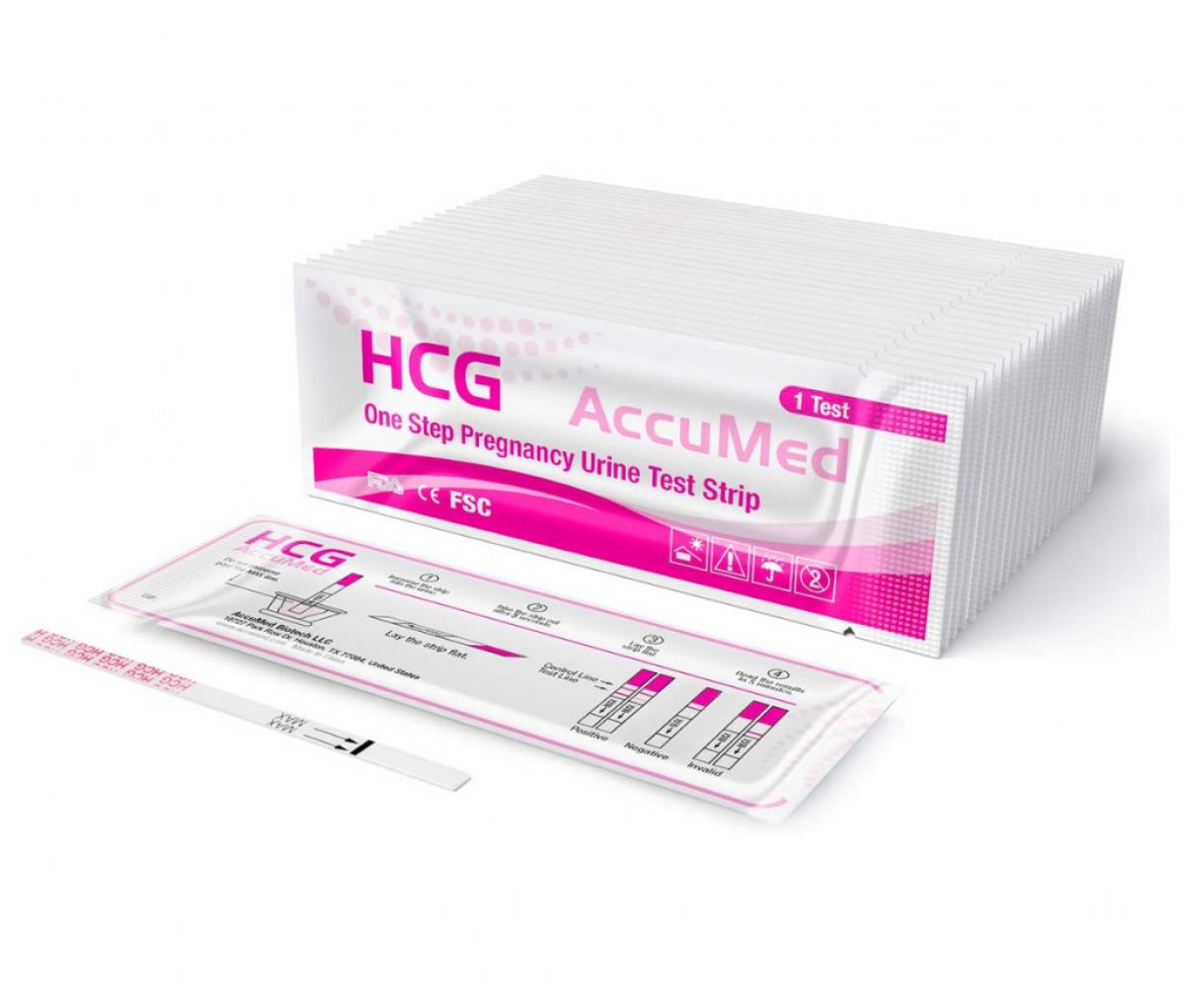 HCG Serum Test Strips