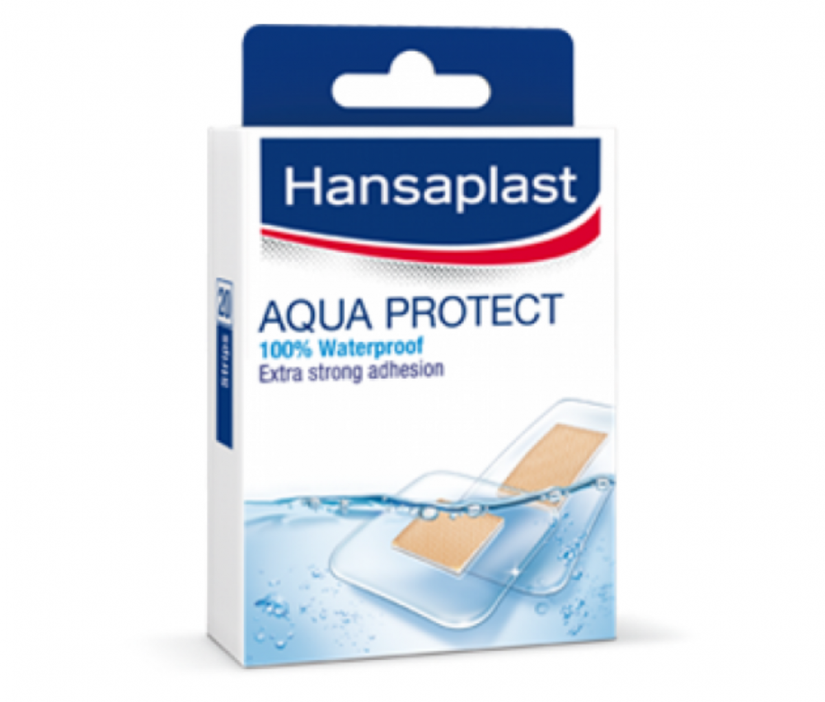 Hansaplast Waterproof Plaster