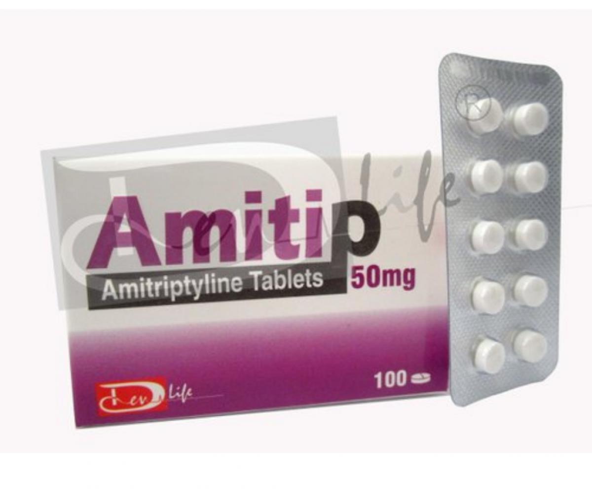 Amitriptyline 10mg BP Tablet