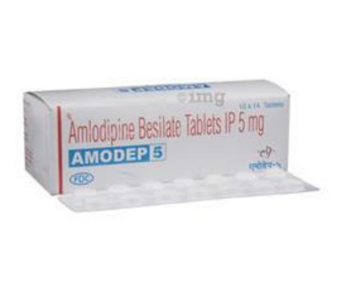 Amodep 5mg Tablet