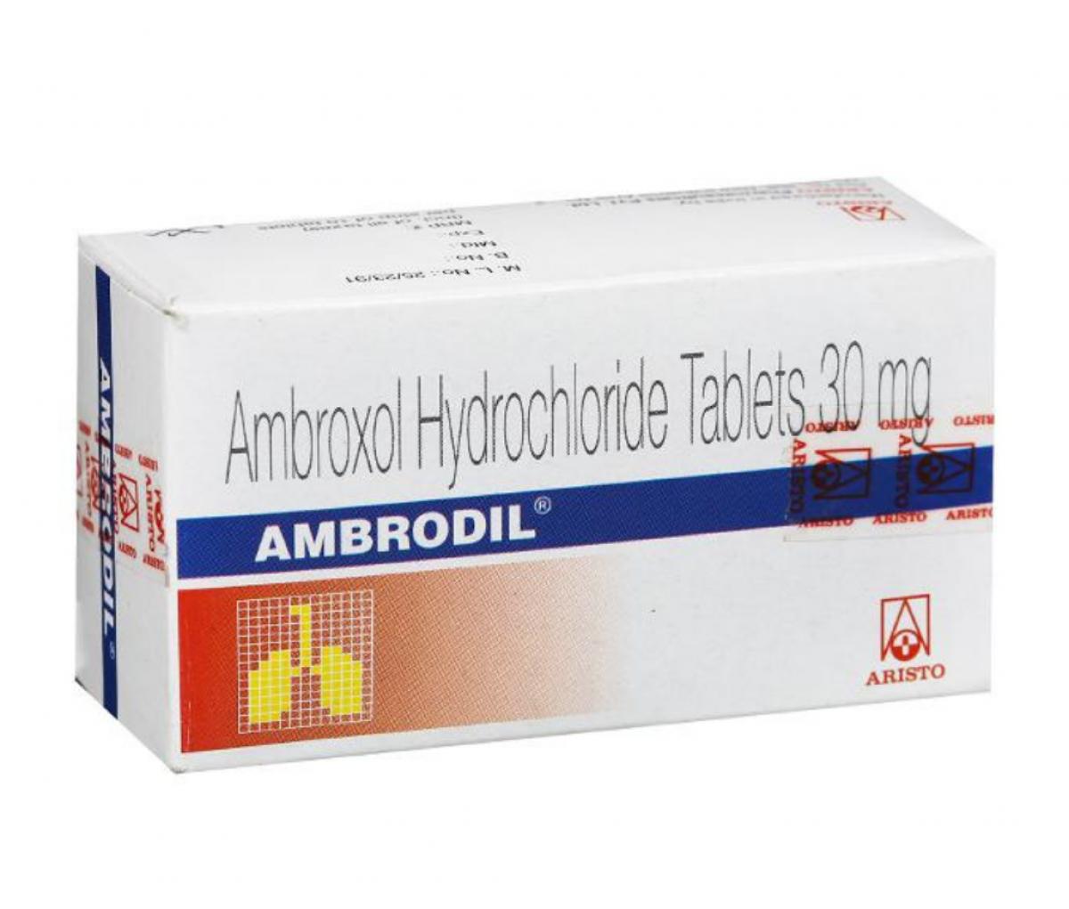 Ambrodil 30mg IP Tablet