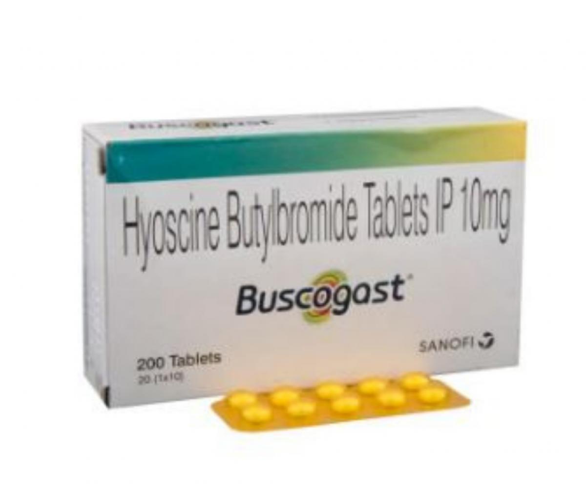 Buscogast 10mg Tablet