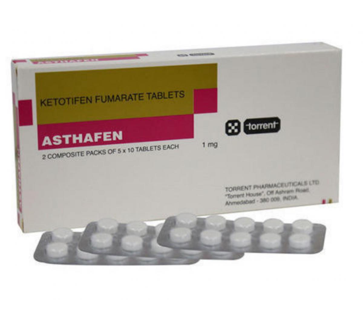 Asthafen 1 mg Tablet