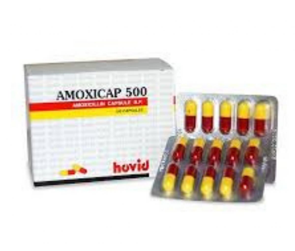 Amoxicap 500mg Capsule