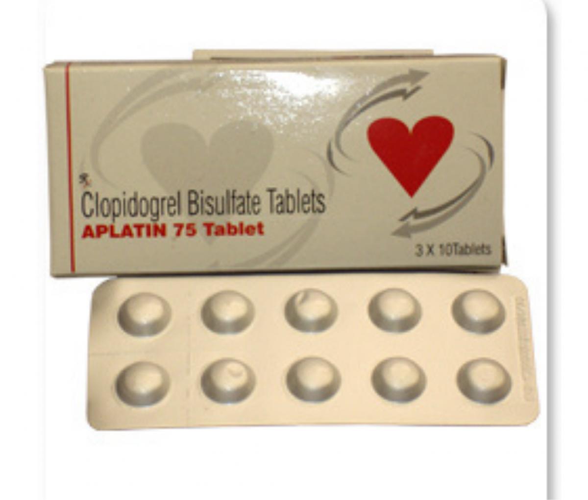 Aplatin 75 mg Tablet
