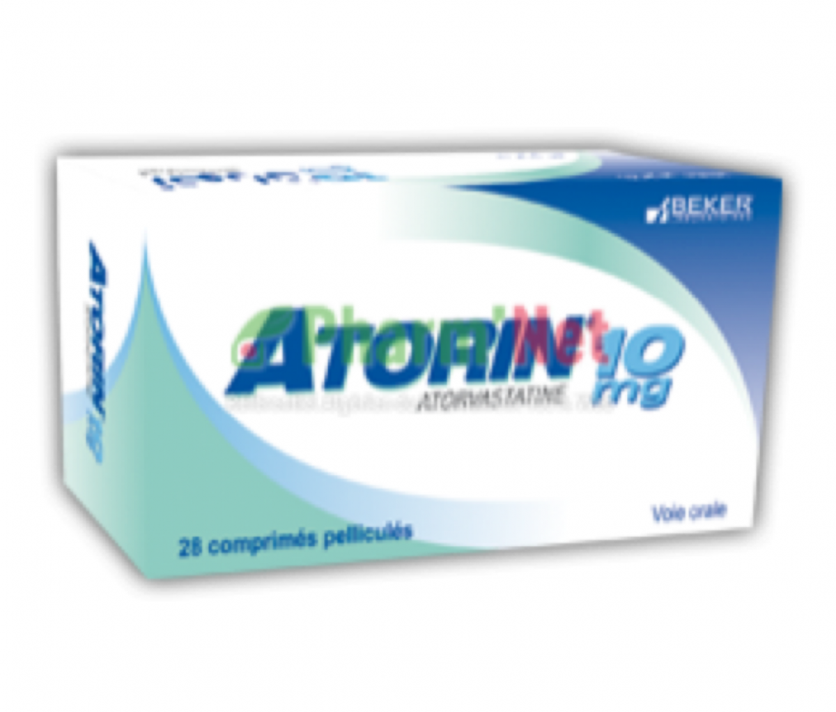 Atorin 10mg Tablet