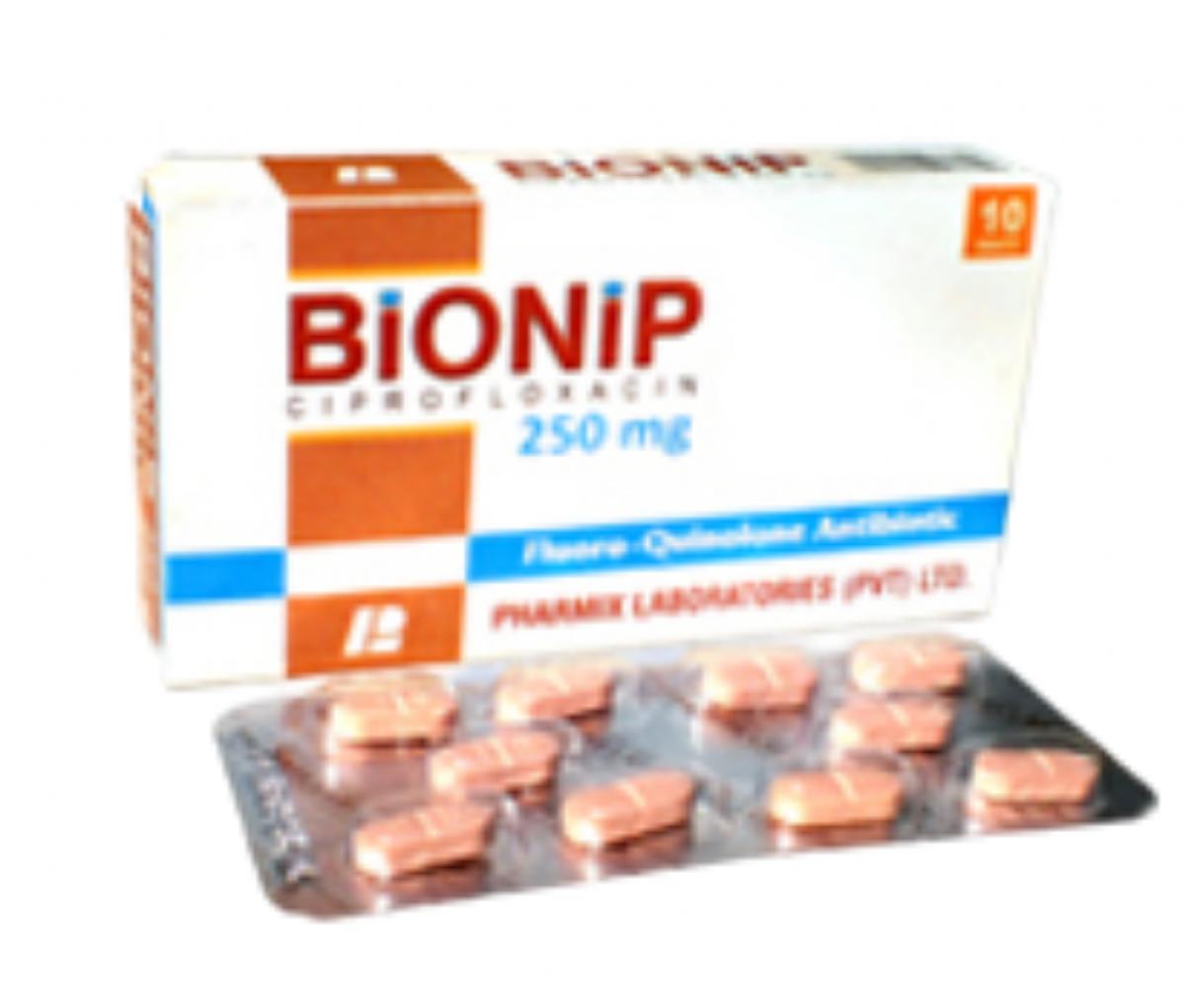 Bionip 500mg USP Tablet