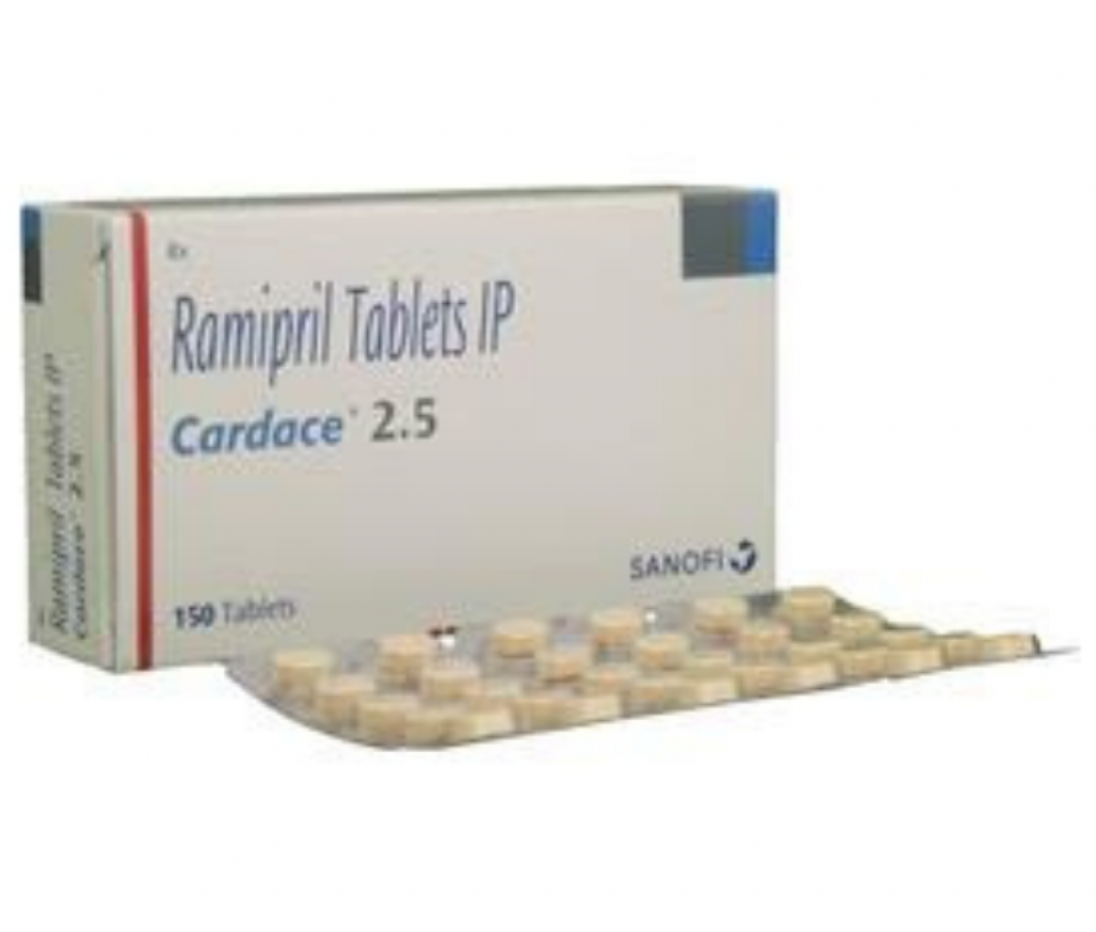 Cardace 2.5mg Tablet