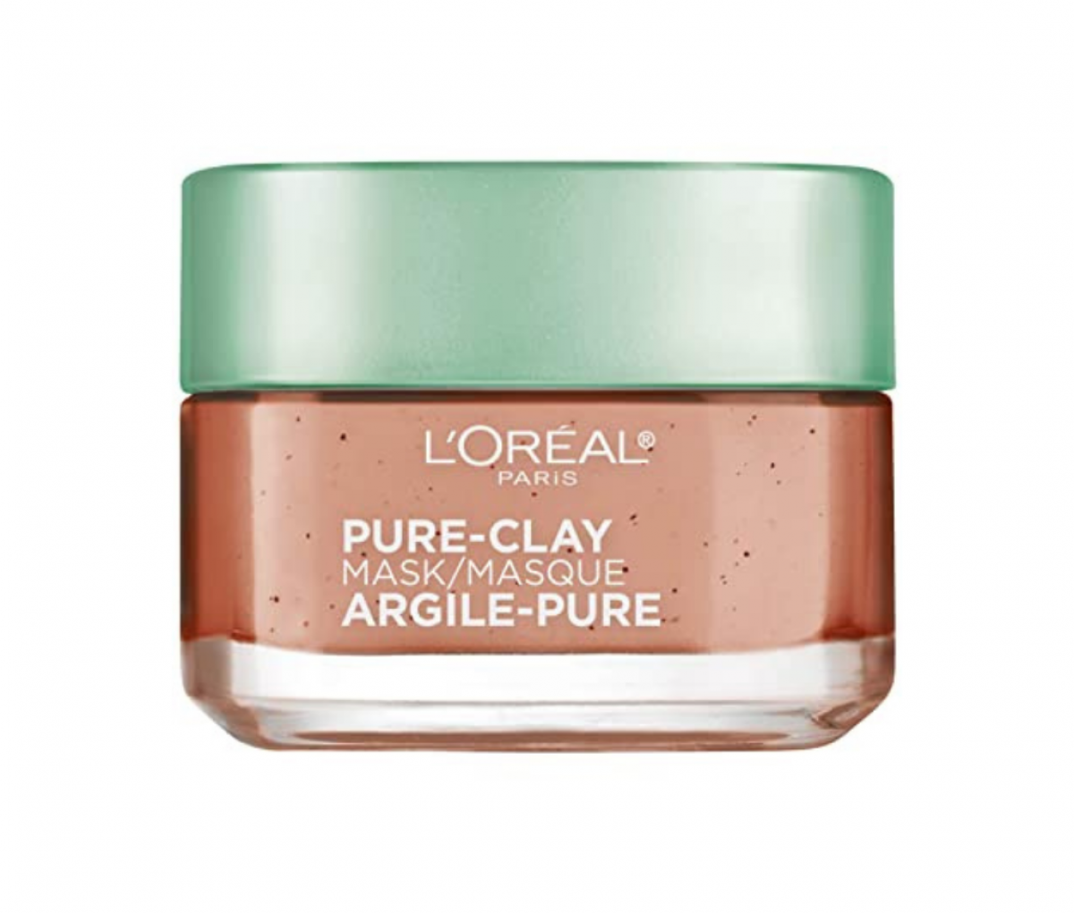 L'Oreal Pure Clay Brown Mask