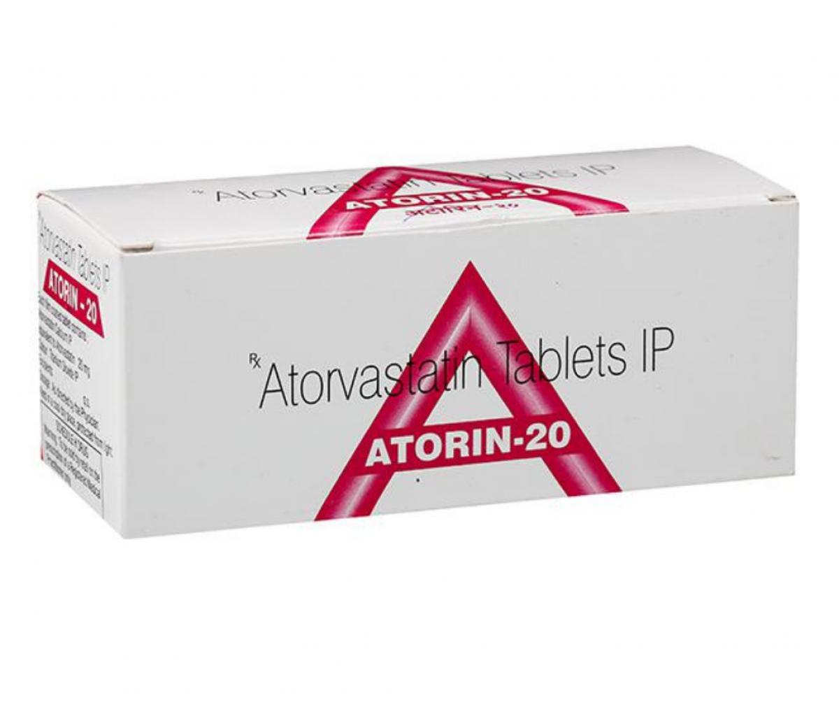 Atorin 20mg Tablet