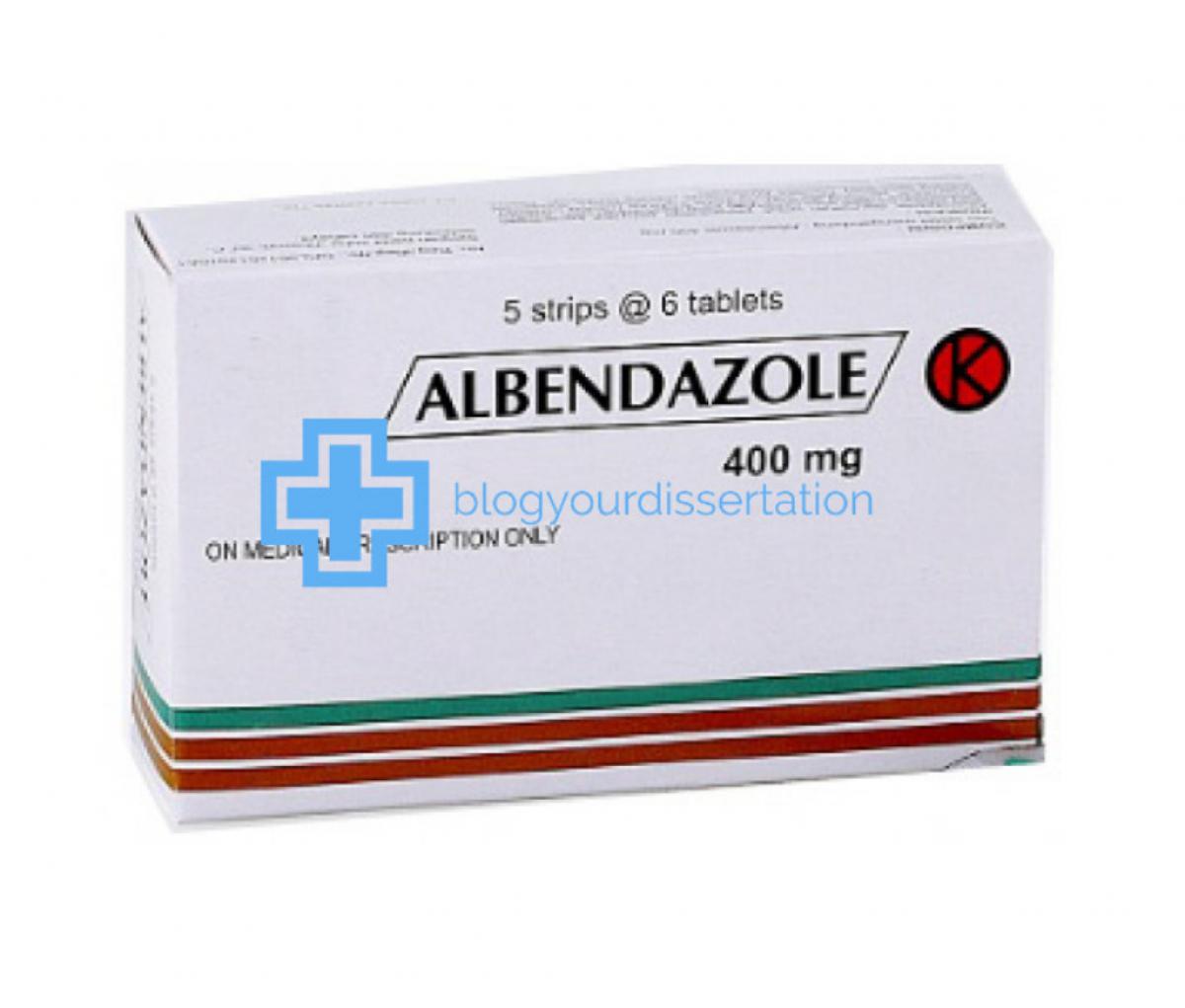 Albex 400mg Tablet