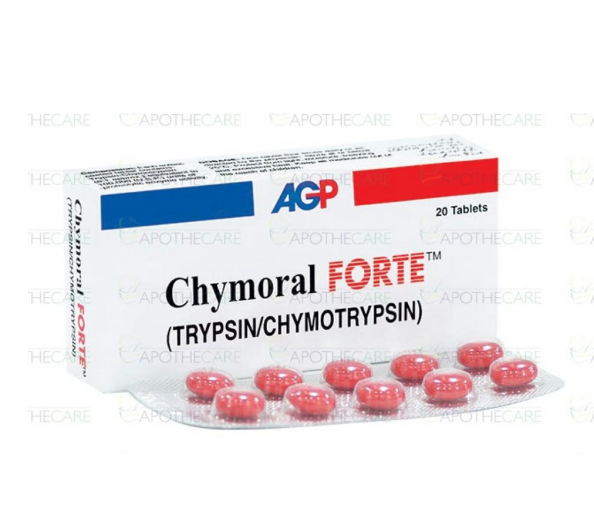 Chymoral Forte
