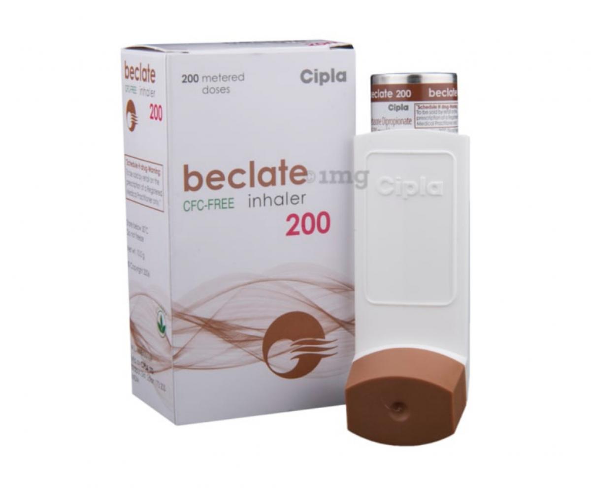 Beclate 200mcg Aerosol Inhaler