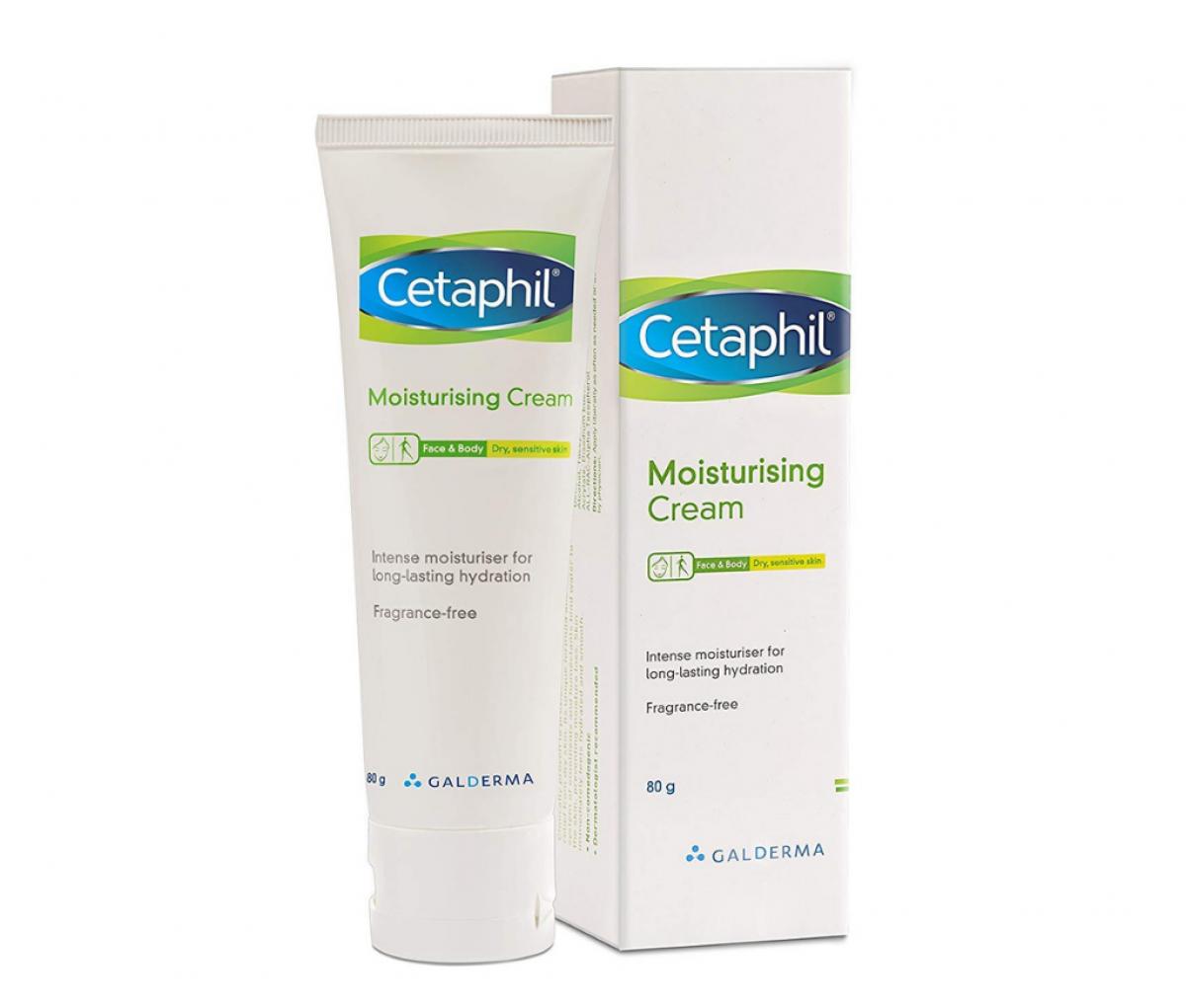 Cetaphil Moisturizing Cream 80g
