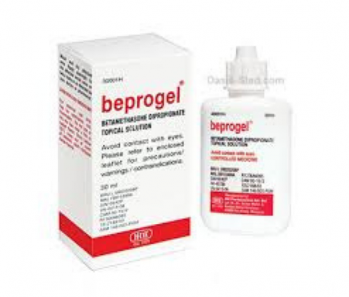 Beprogel 0.064% Topical Solution 30ml