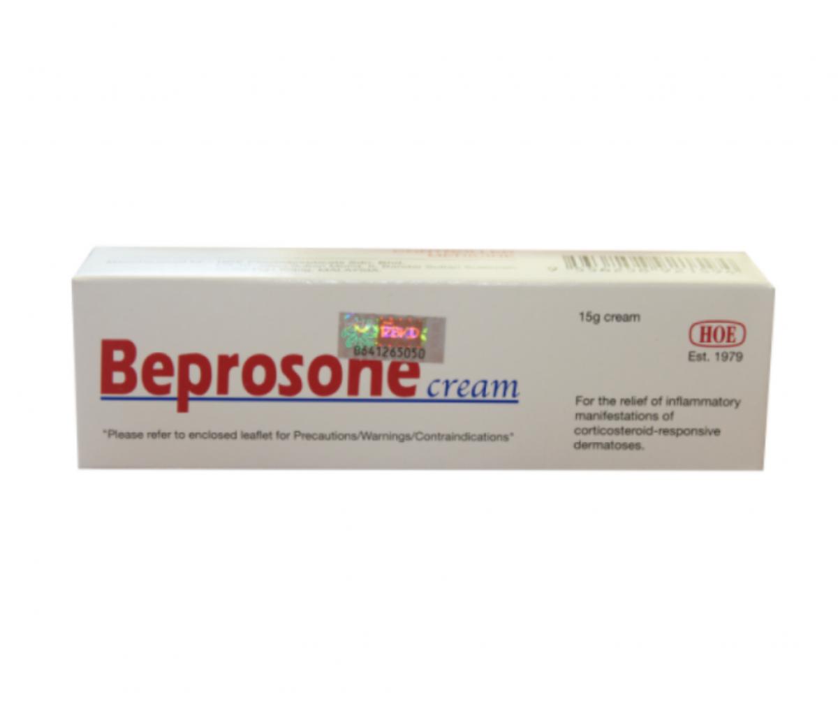Beprosone 0.064% Ointment 15g