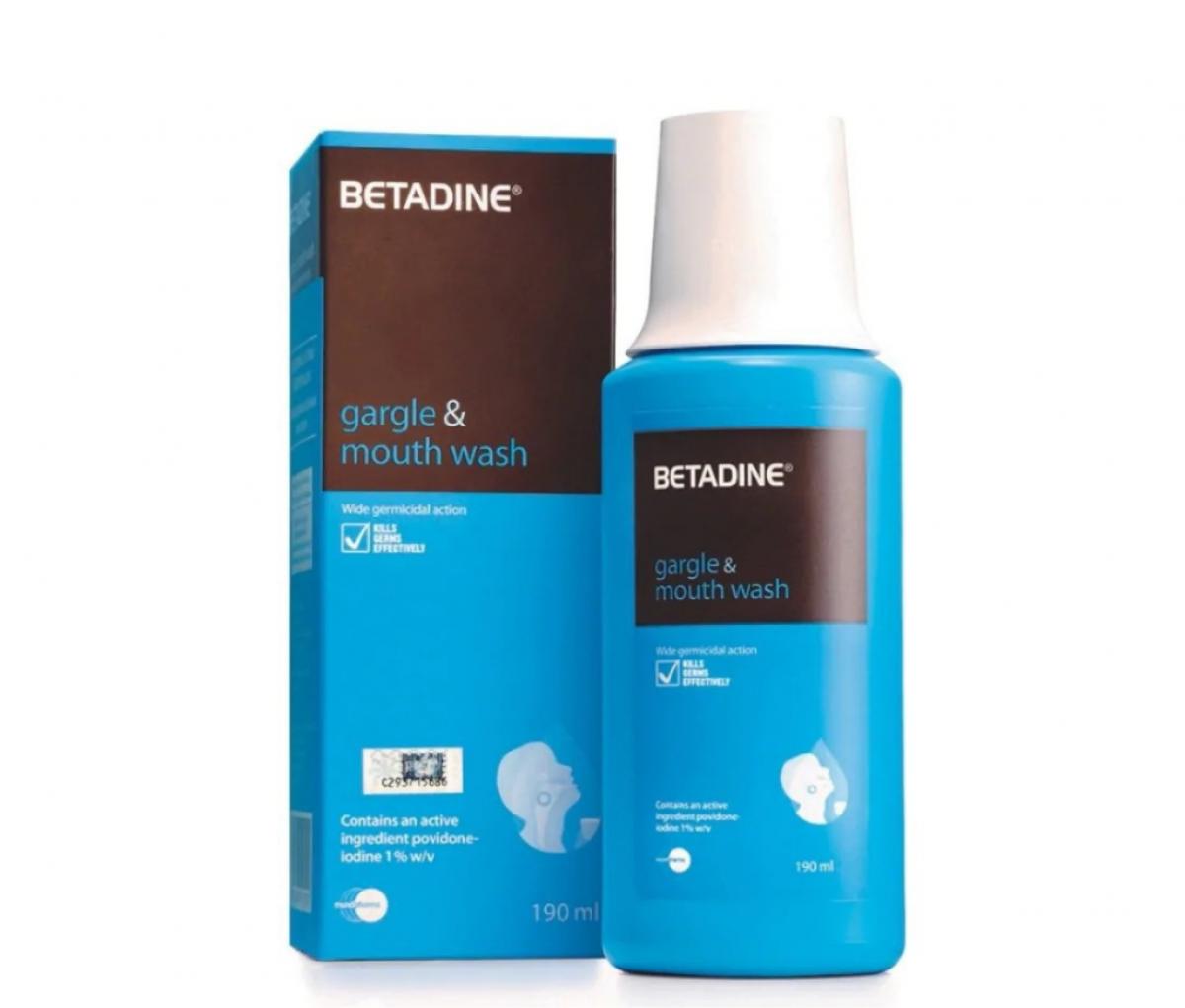 Betadine Gargle 1% 100ml